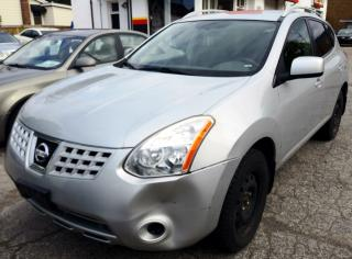 Used 2008 Nissan Rogue S for sale in St. Catharines, ON