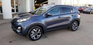 New 2020 Kia Sportage 6 MTHS NO PYMT EX AWD; ADVANCED SAFETY, BLUETOOTH, WIRELESS PHONE CHARGER, BACKUP CAM, HEATED SEATS AND MORE! for sale in Edmonton, AB