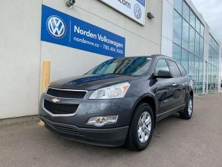 Used 2012 Chevrolet Traverse LS AWD - PWR PKG for sale in Edmonton, AB