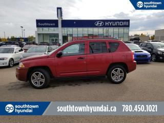 Used 2009 Jeep Compass SPORT/4WD/HEATED SEATS/POWER OPTIONS for sale in Edmonton, AB