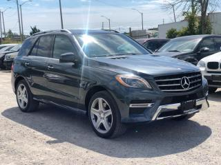 Used 2014 Mercedes-Benz M-Class ML 350 for sale in Oakville, ON