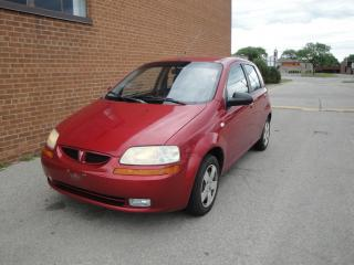 Used 2006 Pontiac Wave uplevel, Auto, DRIVES GREAT for sale in Oakville, ON