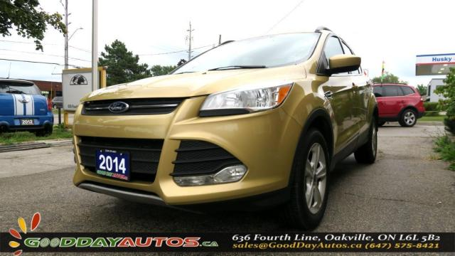 2014 Ford Escape SE  |NO ACCIDENT|ALLOYS|HEATED SEATS|AC|CERTIFIED