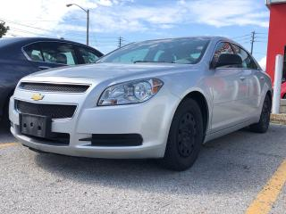 Used 2010 Chevrolet Malibu LS, low mileage, great price for sale in Toronto, ON