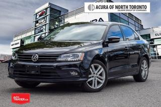 Used 2017 Volkswagen Jetta Highline 1.8T 6sp at w/Tip No Accident| GPS for sale in Thornhill, ON