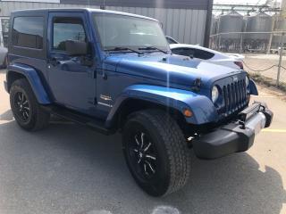 Used 2010 Jeep Wrangler Sahara for sale in Saskatoon, SK