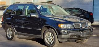 Used 2005 BMW X5 3.0i for sale in Mississauga, ON