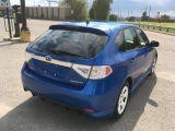 2008 Subaru Impreza 2.5i Sport