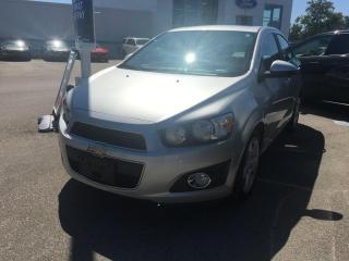 Used 2015 Chevrolet Sonic LT for sale in London, ON