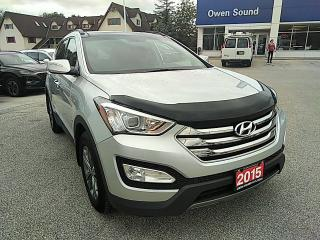 Used 2015 Hyundai Santa Fe Sport 2.4 for sale in Owen Sound, ON