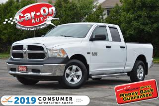 Used 2015 RAM 1500 SXT 5.7L HEMI 4X4 A/C PWR GRP ONLY $149 B/W  o.a.c for sale in Ottawa, ON