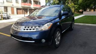 Used 2007 Nissan Murano AWD 4DR for sale in Scarborough, ON