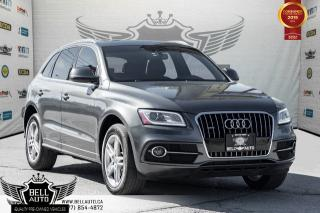Used 2014 Audi Q5 3.0L TDI Progressiv, S-LINE, AWD, NO ACCIDENT, DIESEL, PANO ROOF for sale in Toronto, ON