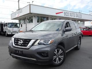 Used 2017 Nissan Pathfinder Value Priced, Super Clean, All Wheel Drive for sale in Vancouver, BC