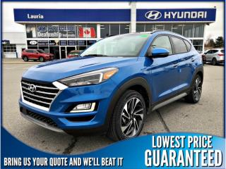 Used 2020 Hyundai Tucson 2.4L AWD Ultimate Auto for sale in Port Hope, ON