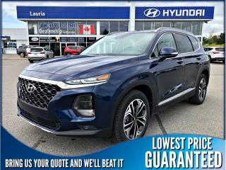 Used 2020 Hyundai Santa Fe 2.0T AWD Ultimate Auto for sale in Port Hope, ON