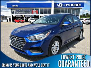 Used 2020 Hyundai Accent 5DR Preferred Manual for sale in Port Hope, ON