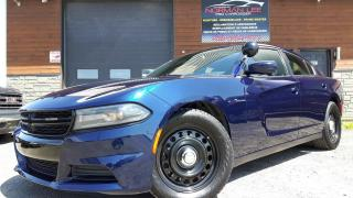 Used 2015 Dodge Charger police pack V8 (4X4) 5.7litres IMPECCABL for sale in St-Henri-de-Levis, QC