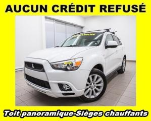 Used 2011 Mitsubishi RVR **RÉSERVÉ** GT AWD *TOIT PANORAMIQUE* SIEGES CHAUF for sale in Mirabel, QC