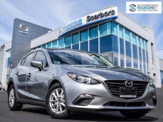 Used 2015 Mazda MAZDA3 Sport GS|NEW TIRES & BRAKES|NO ACCIDENTS for sale in Scarborough, ON