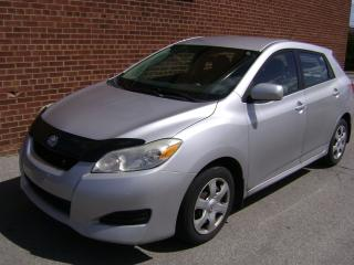 Used 2009 Toyota Matrix XR -power windows -autmatic trani for sale in Oakville, ON