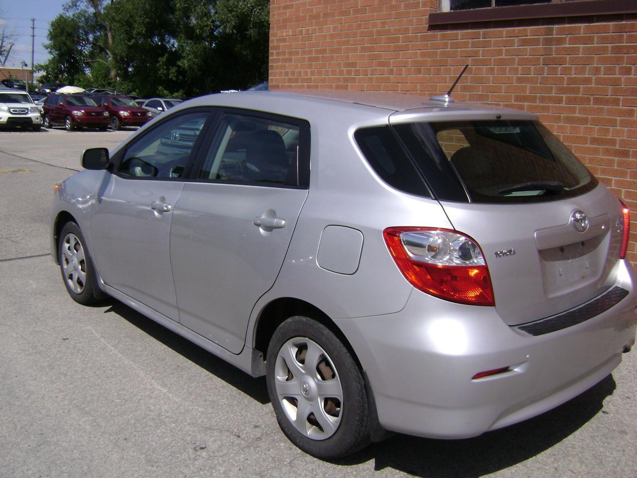 2009 Toyota Matrix