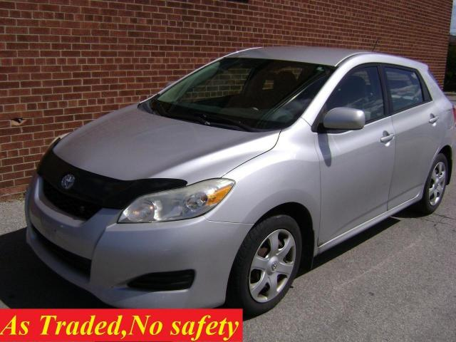 2009 Toyota Matrix XR -power windows -autmatic trani