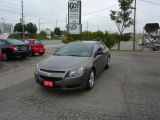 Used 2010 Chevrolet Malibu LS for sale in Kitchener, ON