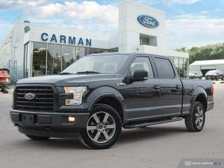 Used 2016 Ford F-150 XLT SPORT for sale in Carman, MB