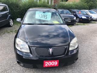 Used 2009 Pontiac G5 SE w/1SB for sale in Hamilton, ON