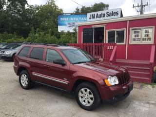 Used 2008 Jeep Grand Cherokee 3.0 Diesel. North edition. for sale in Toronto, ON
