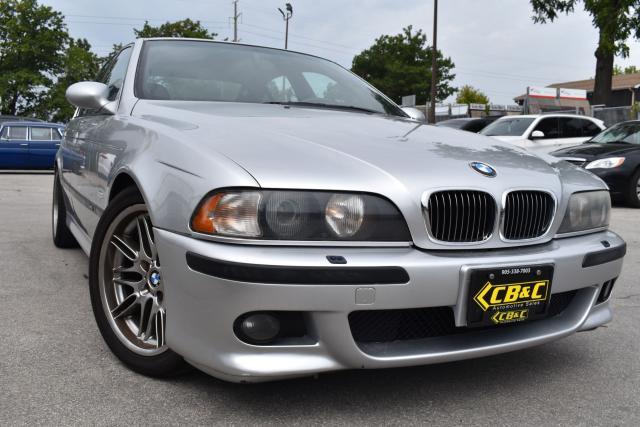 2000 BMW M5 M5