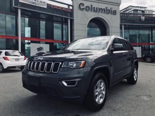 Used 2017 Jeep Grand Cherokee Laredo- Local/No Accident/Low Mileage for sale in Richmond, BC