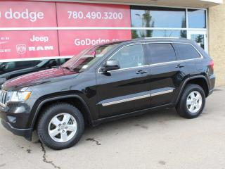 Used 2013 Jeep Grand Cherokee LAREDO 4WD for sale in Edmonton, AB