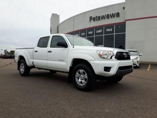 Used 2015 Toyota Tacoma SR5 Double Cab for sale in Pembroke, ON
