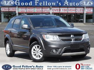 Used 2017 Dodge Journey SXT MODEL, 3.6L 6CYL, 5 PASSENGER, HD RADIO for sale in Toronto, ON
