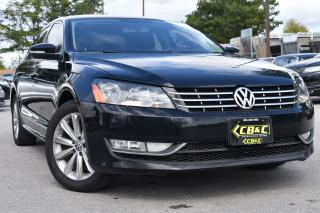Used 2014 Volkswagen Passat WINTER BLWOUT SALE-HIGHLINE -DIESEL- NO ACCIDENTS for sale in Oakville, ON