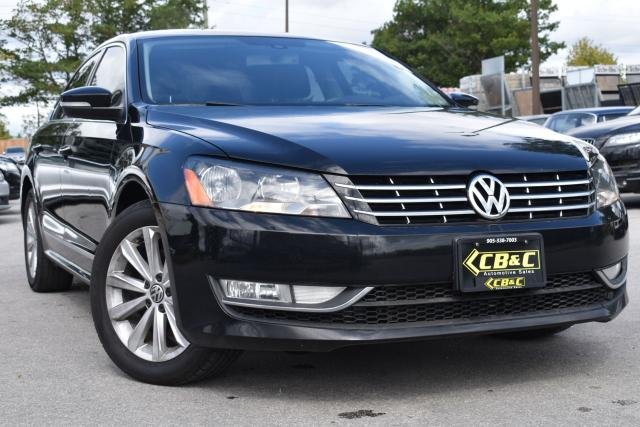 2014 Volkswagen Passat HIGHLINE - ONLY $154.86 BI WEEKLY O.A.C