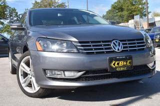 Used 2013 Volkswagen Passat HIGHLINE - NO ACCIDENTS - DIESEL for sale in Oakville, ON
