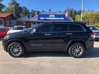 Used 2014 Jeep Grand Cherokee Limited for sale in Flesherton, ON