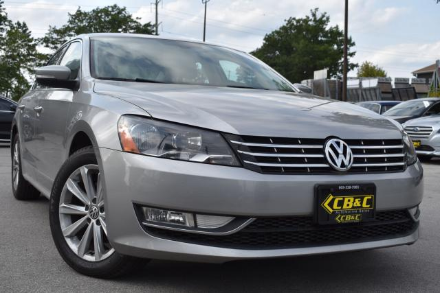 2013 Volkswagen Passat HIGHLINE - ONLY $113.58 BI WEEKLY O.A.C