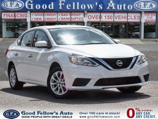 Used 2016 Nissan Sentra SV MODEL, PARKING ASSIST REAR, POWER SUNROOF for sale in Toronto, ON