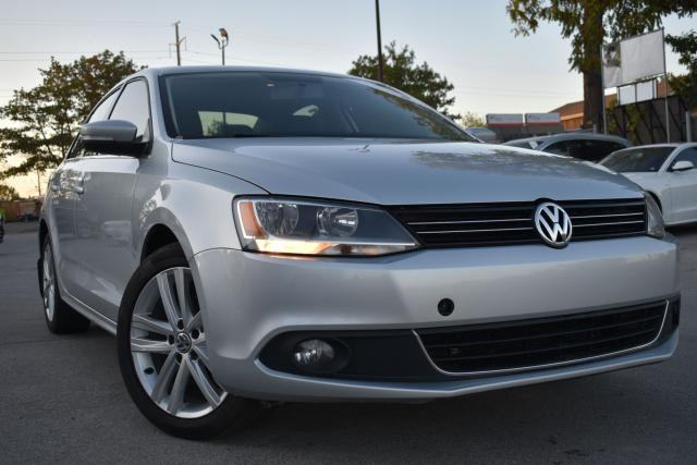 2014 Volkswagen Jetta HIGHLINE -TDI - CERTIFIED - NO ACCIDENTS