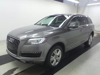 Used 2012 Audi Q7 3.0L TDI Premium for sale in Oakville, ON