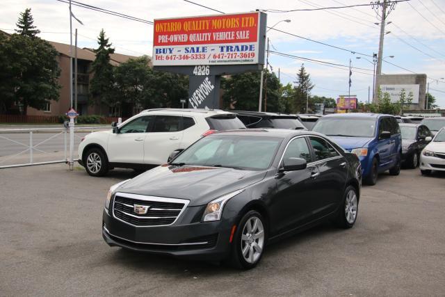 2015 Cadillac ATS Standard RWD