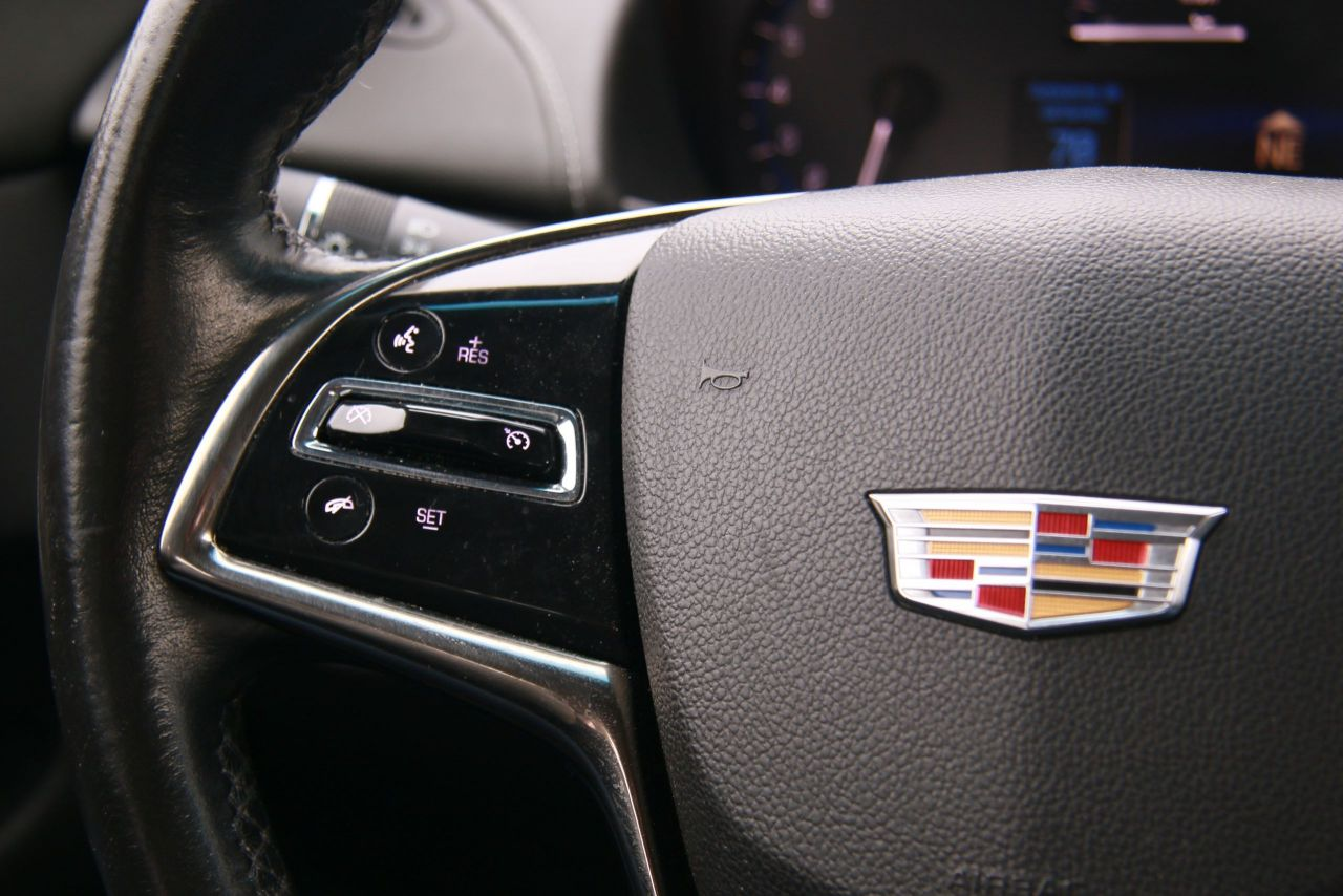 2015 Cadillac ATS