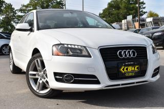 Used 2012 Audi A3 TDI - CERTIFIED - NO ACCIDENTS for sale in Oakville, ON