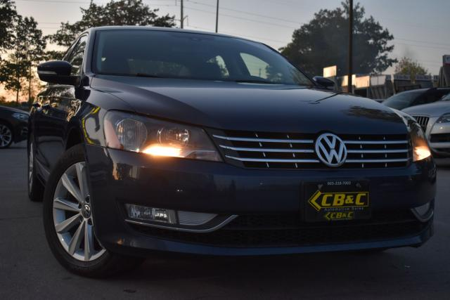 2014 Volkswagen Passat CERTIFIED - HIGHLINE - NO ACCIDENTS - DIESEL