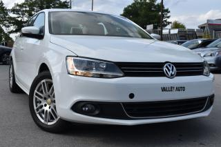 Used 2014 Volkswagen Jetta HIGHLINE - NO ACCIDENTS - DIESEL for sale in Oakville, ON