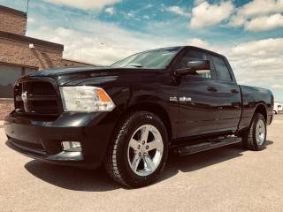 Used 2010 Dodge Ram 1500 Sport for sale in Mississauga, ON